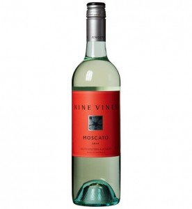 2014 Angove Nine Vines Moscato 750 mL