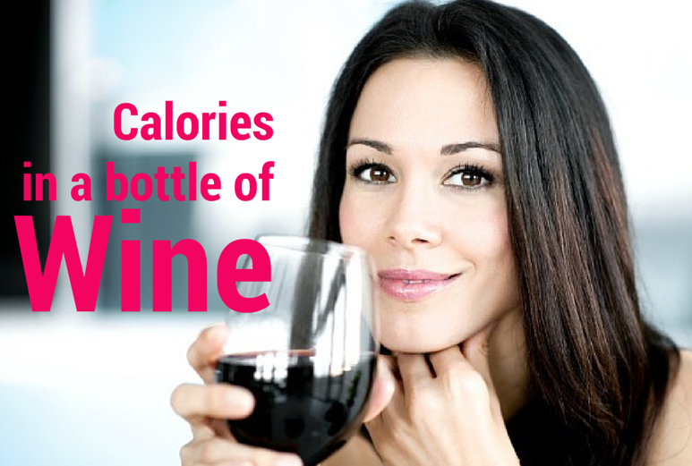 Calories in a bottle of wine